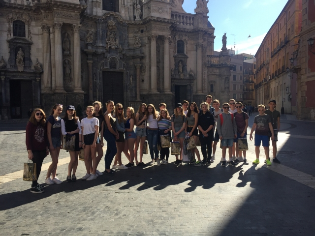 Spanish Exchange