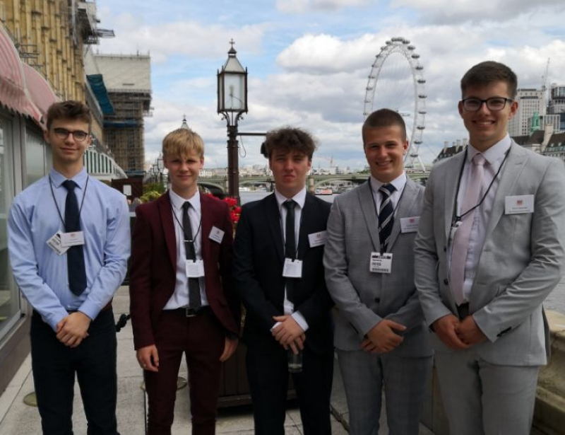 House of Lords visit
